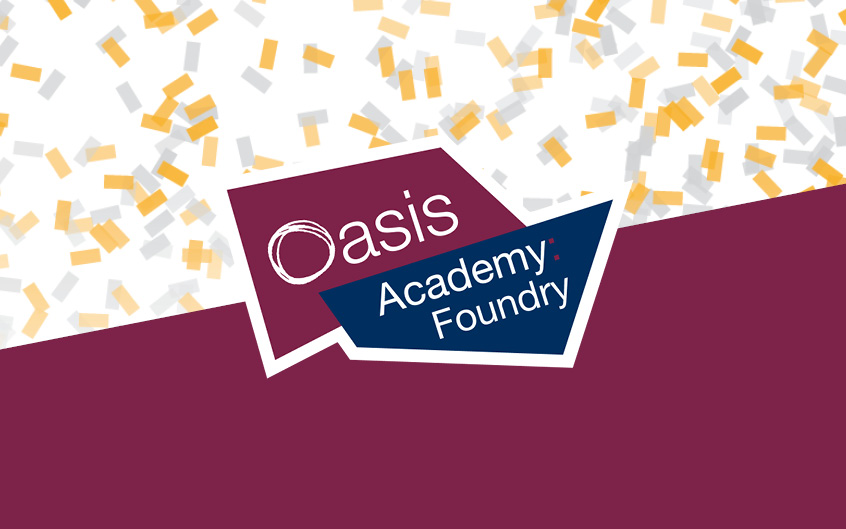 Top 3% in England for progress as Oasis Academy Foundry strives for success